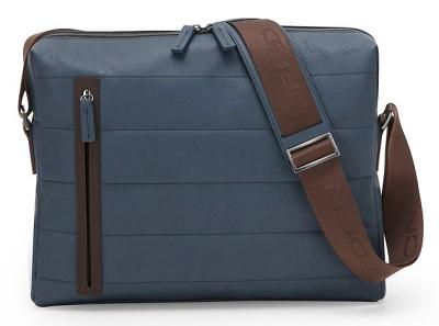 Чехол-сумка G.Fedon Aw-Messenger-1 Piuma Brill (Сине-коричневая) 90008435909