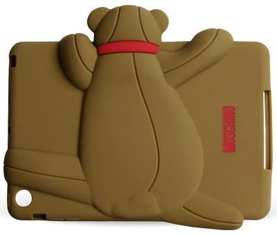 Чехол MOSCHINO Gennarino Bear Beige для iPad mini