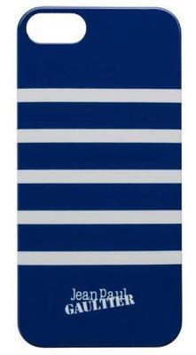 Чехол-накладка JPG Coque Mariniere Navy Blanc для iPhone 5/5S