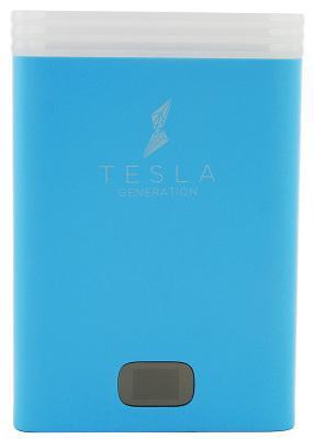 Портативная батарея Tesla Generation 10000 mAh blue (D01)