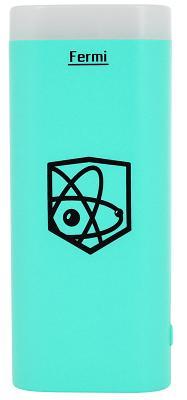 Портативная батарея Enrico Fermi 5000mAh green (LH2)