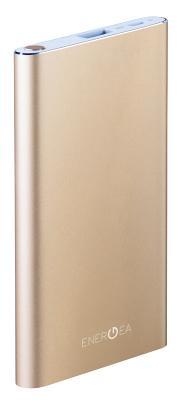 Портативная батарея Energea 5000mAh (ALUPAC) Gold
