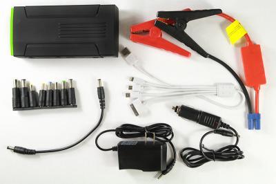 Фото Портативные батареи, Tesla Generation Портативная батарея с функцией пуска автомобиля Tesla Generation 12 000mAh (D28)
