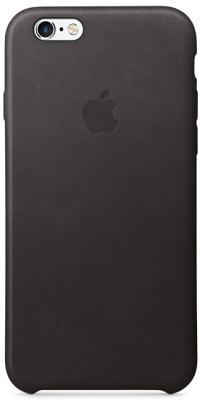 Чехол-накладка Apple iPhone 6/6S (черный) MKXW2