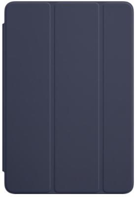 Чехол Apple для iPad mini 4 Smart Cover (темно-синий) MKLX2