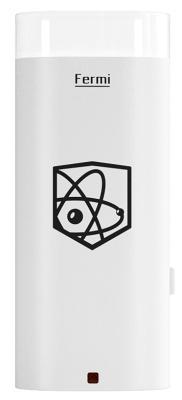 Портативная батарея Enrico Fermi 2500mAh white (LH1)