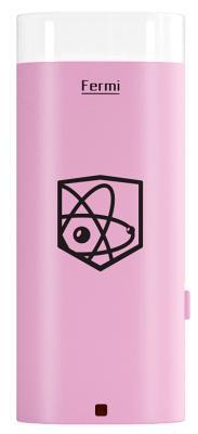 Портативная батарея Enrico Fermi 2500mAh pink (LH1)