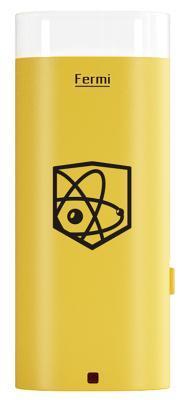 Портативная батарея Enrico Fermi 2500mAh yellow (LH1)