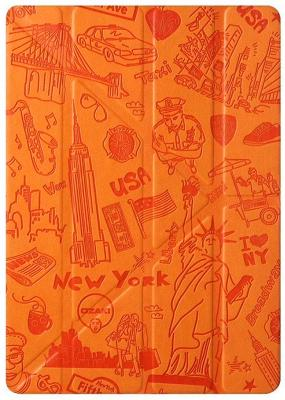 Чехол Ozaki O!coat Travel для iPad mini 4 New York (оранжевый)