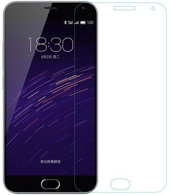 Защитное стекло для Meizu M2 Note 0.3mm (без упаковки)