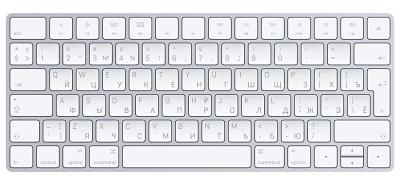 Клавиатура Apple Magic Keyboard RU (AP-MLA22RU/A)