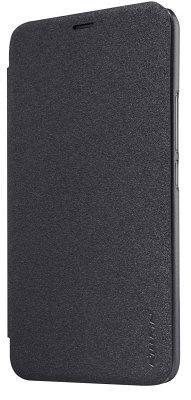 Чехол-книжка Nillkin Sparkle series (Черный) для Meizu Pro 5