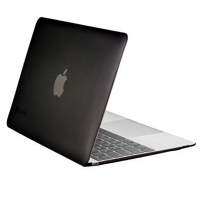 "Чехол-накладка Speck MacBook 12"" See Thru (Onyx Black) SP-SPK-A4125"