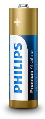 Батарейка PHILIPS PREMIUM Alkaline AA