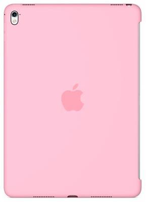 """Чехол Silicone Case для Apple iPad Pro 9.7"""" (светло-розовый) MM242"""