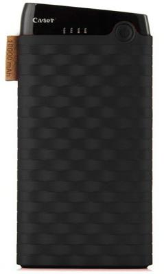 Портативная батарея Cager 10000mAh black (S20)