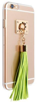 Чехол-накладка DiDi Lime Tassel Case для iPhone 6/6S (лайм)