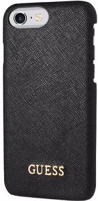 Чехол Guess iPhone 7/8 Saffiano Look Black