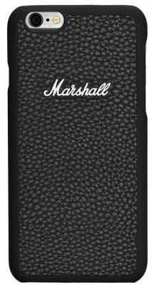 Чехол-накладка Marshall Case для iPhone 6/6S Plus (черный)