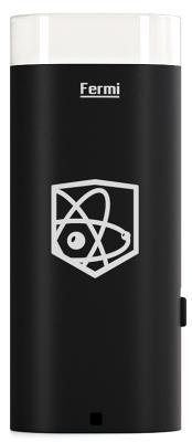 Портативная батарея Enrico Fermi 2500mAh black (LH1)