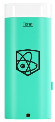 Портативная батарея Enrico Fermi 2500mAh green (LH1)