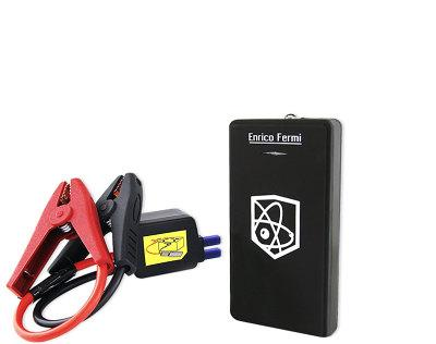 Портативная батарея Enrico Fermi 8000mAh с функцией пуска автомобиля (MP-8000)