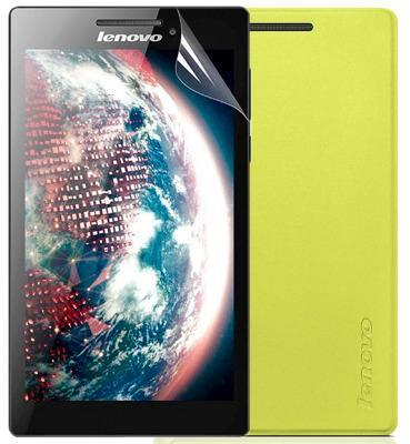 Чехол+протектор Folio ZG38C00012 для Lenovo Tab2 A7-10 (лайм)