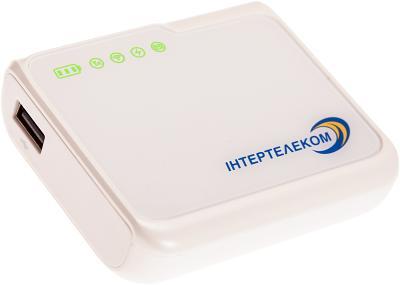 Коробочное решение «3G Wi-Fi роутер Avenor V-RE500» (Rev.B) PowerBank