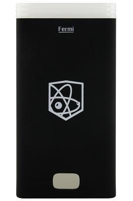 Портативная батарея Enrico Fermi 15000mAh black (D02)
