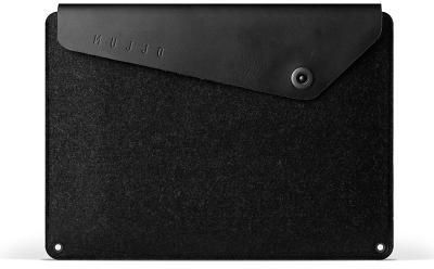 """Чехол-папка Mujjo Sleeve для MacBook 12"""" (Black) MUJJO-SL-078-BK"""