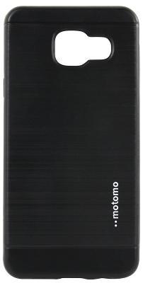 Чехол-накладка Motomo ESM Silicon Black для Samsung A310