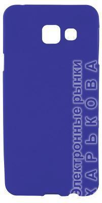Чехол-накладка Mobiking Original Silicon для Samsung A310 (синий) - Чехлы для телефонов, mp3 плееров на рынке Барабашова