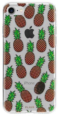 Чехол-накладка FL?VR iPlate Pineapples для iPhone 7/8