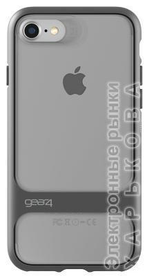 Чехол-накладка GEAR4 D3O Soho Silver для iPhone 7/8 - Чехлы для телефонов, mp3 плееров на рынке Барабашова