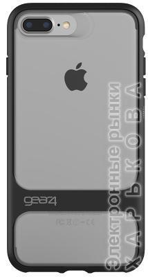 Чехол-накладка GEAR4 D3O Soho Black для iPhone 7 Plus/8 Plus - Чехлы для телефонов, mp3 плееров на рынке Барабашова