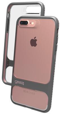 Фото Чехлы, Gear4 Чехол-накладка GEAR4 D3O Soho Rose Gold для iPhone 7 Plus/8 Plus