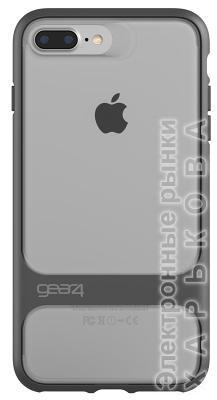 Чехол-накладка GEAR4 D3O Soho Silver для iPhone 7 Plus/8 Plus - Чехлы для телефонов, mp3 плееров на рынке Барабашова