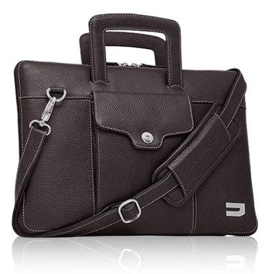 "Чехол-сумка Urbano Compact Attache (Chocolate) для Macbook 12"" UZRB12-02"