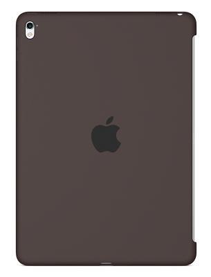 """Чехол Silicone Case для Apple iPad Pro 9.7"""" (тёмное какао) MNN82"""
