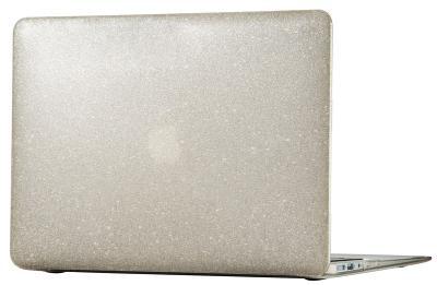 "Чехол-накладка Speck Smartshell Glitter для MacBook Air 13"" (Clear Gold) SP-86370-5636"