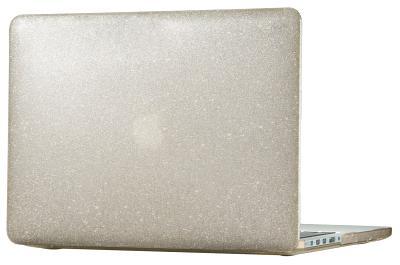 "Чехол-накладка Speck Smartshell Glitter для MacBook Pro Retina 13"" (Clear Gold) SP-86400-5636"