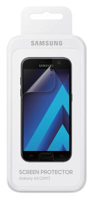 Протектор Samsung на дисплей Galaxy A3 (2017)