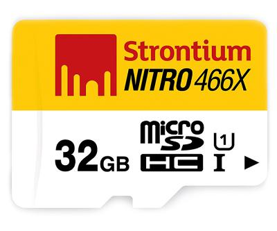 Карта памяти Strontium MicroSD 32Gb (Class10)