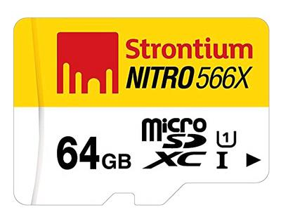 Карта памяти Strontium MicroSD 64Gb (Class10)