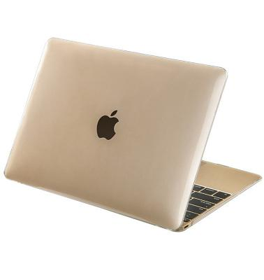 "Чехол-накладка LAUT для MacBook 12"" (Прозрачный) LAUT_MB12_SL_C"