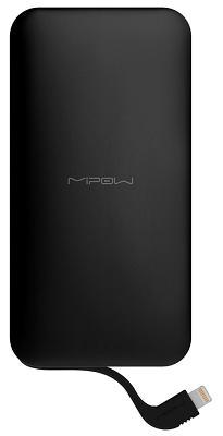 Портативная батарея MiPow Power Cube 5000mAh black (SPL07-BL)