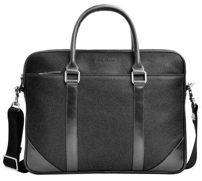 """Чехол-сумка для ноутбука ISSA HARA 13-15"""" (Черный) B14 (11-01)"""