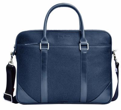"""Чехол-сумка для ноутбука ISSA HARA 14"""" (Синий) B14 (13-03)"""