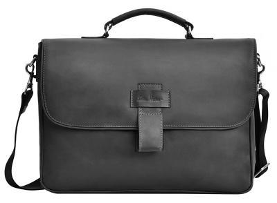 """Чехол-сумка для ноутбука ISSA HARA 13-15"""" (Черный) B20 (31-00)"""