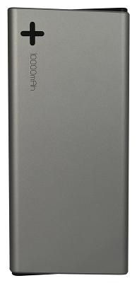 Портативная батарея Emie 10000 mAh grey (ES20000)